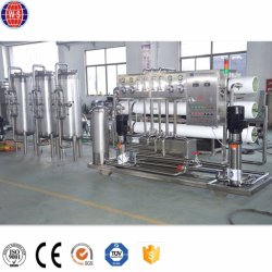 Industriële waterfilter Reverse Osmose water Treatment System Equipment