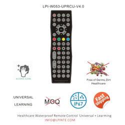 TV Controle Remoto Universal IP67 Também Espelho programáveis TV televisor do hotel