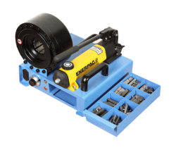 Hydraulischer manueller Schlauch-quetschverbindenmaschinen-Bördelmaschine