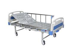 Bed One van staal en ABS twee drie vijf functies Back Het hijsen van medische apparatuur voor ziekenhuismeubilair kan een elektrisch bed zijn