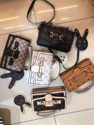 حقائب أزياء مستخدمة مختلطة حقائب اليد الثانية سيدة تستخدم حقائب بيع بالجملة بسعر تنافسي