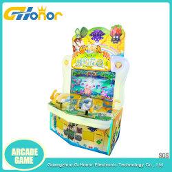 인기 많은 어린이 아케이드 시뮬레이터 게임 머신 코인으로 운영되는 건 게임 아케이드 교환 게임 머신 비디오 게임 아케이드 머신 촬영