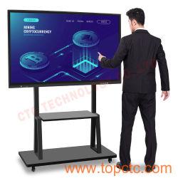 """55-65"""" interactiva de ecrã táctil smart Board Meeting e salas de aula dB-CL"""
