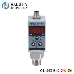 지적인 LCD 디스플레이 4-20mA 전자 압력 스위치