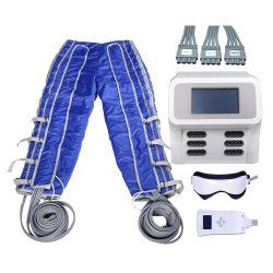 La pérdida de grasa de alta calidad aire Presoterapia equipos belleza linfático 24 bolsas de aire de cintura alta Presoterapia cuerpo Detox dispositivo delgado