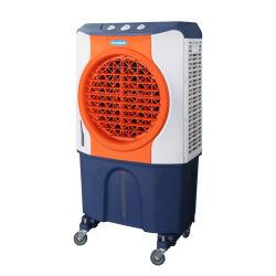 Dispositivo di raffreddamento di aria evaporativo automatico con il dispositivo di raffreddamento di acqua del rilievo del miele