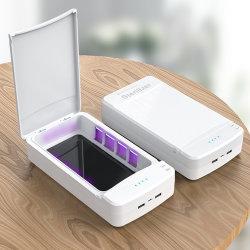 2020 nueva llegada de la moda Esterilizador UV incluyen la función de voz dulce de desinfección de mantenimiento de la multifunción de la bolsa de Box