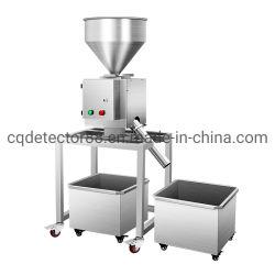 الصينية عالية الجودة أنابيب التدفق الحر كاشف المعادن للغذاء طحين