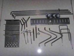 Anclaje de fijación estándar para el módulo de fibra cerámica