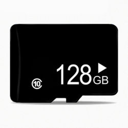 بطاقة ذاكرة عالية السرعة سعة 128 جيجا بايت سعة 256 جيجا بايت لنظام تحديد المواقع العالمي (GPS)، أو الهواتف المحمولة المزودة بكاميرا مركبة بدون طيار، إلخ. أو محرك أقراص HD لتخزين الأجهزة أو الفيديو
