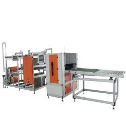 Фильтр HEPA Full-Auto высокой температуры сопротивление воздушного фильтра бумагоделательной машины с стекловолокна не облицованных дранкой