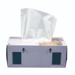 Blatt-Jungfrau-Masse des Großverkauf-tägliche Gebrauch-Toilettenpapier-Kasten-Abschminktuch-Papier-2 der Falte-180