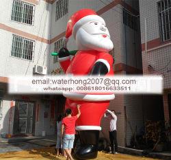 Santa Claus, Navidad Decoración de globos inflables