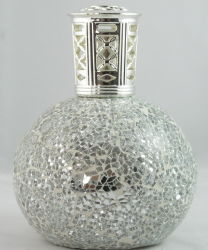 ガラスモザイク金属によって出される帽子(72460302)が付いている触媒作用ランプの拡散器