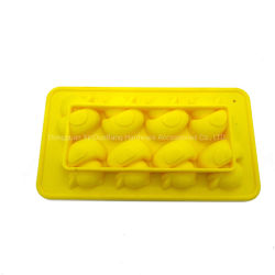 Lancé Low-Cost forme durable de moule de cuisson du canard moule à cake en silicone