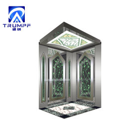 Coffre-fort à haute vitesse et faible bruit Accueil Ascenseur Ascenseur
