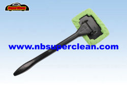 Spazzola pulita dell'automobile del pulitore di vendita di Microfiber del Mop caldo del tergicristallo (CN1141)