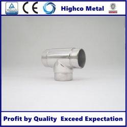 Connettore quadrato adatto del tubo dell'acciaio inossidabile da 90 gradi del falegname d'angolo di rossoreare