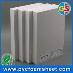 Placa de forro de PVC de alta qualidade folha de espuma de PVC impermeável de folha de espuma de PVC Fabricante de folhas de plástico