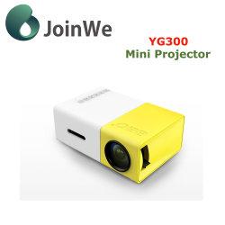Yg300 Пико карманный проектор HD 1080P мини проектор Yg300