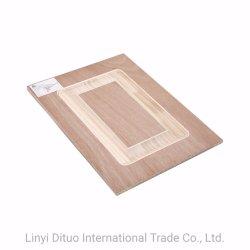 Blanchis/Face contre-plaqué de bouleau blanc avec E0, E1 de la colle pour meubles