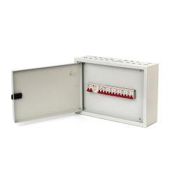 Ip65 Waterdichte Voeding Metalen Behuizing Verdeelkast Din-Rail