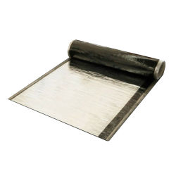 Самоклеящийся Битумный водонепроницаемые мембраны используется на цокольном этаже на крыше
