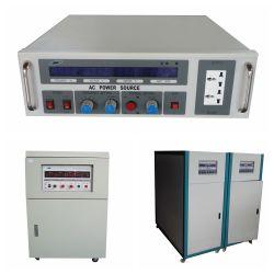 10kVA Source de courant alternatif en courant constant pour les composants tester