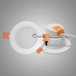 18W LED embutido para baixo para luz de tecto Alpendre Corredor Quarto Familiar