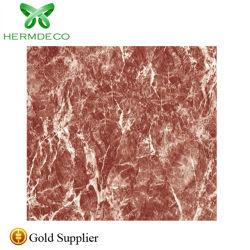 Las hojas de acero inoxidable de grano de madera de Rock de mármol