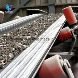 El procesamiento de minerales Transportador de correa de alta capacidad de carga para la trituradora de piedra