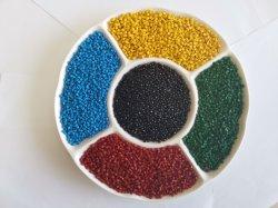 La Chine des granules de couleur du meilleur prix Masterbatch/ granulés pour des polymères plastiques