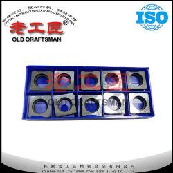 K20/Ivsn322 карбид вольфрама регулировочные прокладки с ЧПУ для вставки