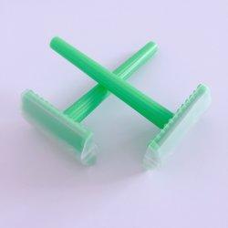 Unterschiedliche Farben-einzelne Schaufel-medizinischer Rasierapparat chirurgisches Razor