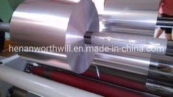 La norme internationale de la fumée utilisé du papier aluminium O tempérer