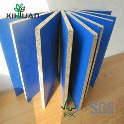 Venda por grosso de partículas/placa de aglomerado de madeira/madeira Ply laminado de melamina Preço de placa para mobiliário Preço de utilização