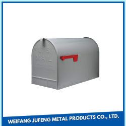 Aluminiumlegierung-Metallexakte private Post-Kästen