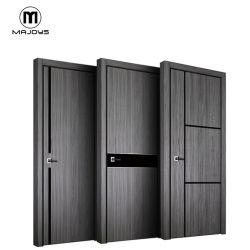 مصنع جيد المستوى من خشب فينيسيا الطبيعى باب غرفة خشبية المنزل