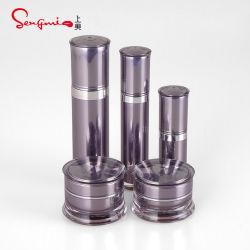 15g 30g 50g 15ml 30ml 60ml 120 ml elegante de plástico vacío de alta calidad y una botella de tarro de crema de acrílico para Skin Care