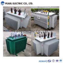 Peo-100kVA Oil-Immersed 11kv transformateur de distribution de matériel de haute qualité