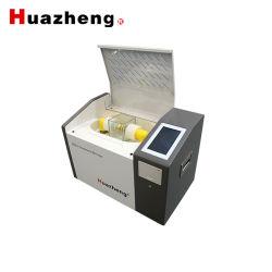 Pression d'huile portable la tension de claquage Bdv Dispositif de test de résistance diélectrique