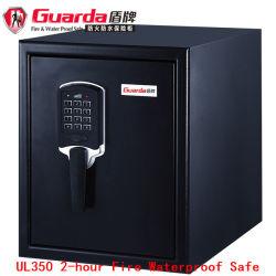 Домашние системы безопасности сейф с электронным управлением огнеупорные и водонепроницаемый безопасными для сдачи на хранение документов формата A4