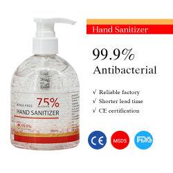 500ml mild und Spiritus-Handdesinfizierer-Ausgangshotel-Gaststätte des Mittel-75%
