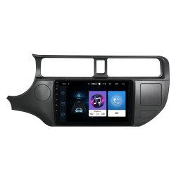 Android10.0 I2.5D + DSP + 4G LTE + CarPlay Car Navigation Player ( Kia Rio K3 用) 2011 ~ 2015 年、 RDS 無線 BT ステレオ搭載