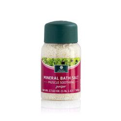 Природные ванны по уходу за кожей морской соли для гладкой и нежной кожи