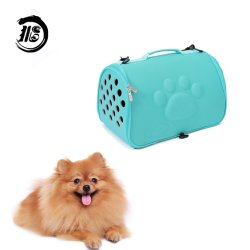 EVA 싱글 숄더 슬링 PET 캐리어 메쉬 통기성 편안한 PET 휴대용 여행용 가방 탈착식 PET 가방