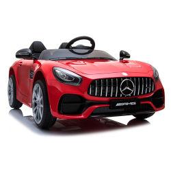 Licenciado pela Mercedes Benz Baby Car viagem de eléctrico em 2.4G Blue tooth R/C Controle Remoto Brinquedos
