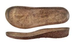 Houten kurkzool van goede kwaliteit (B-1066)