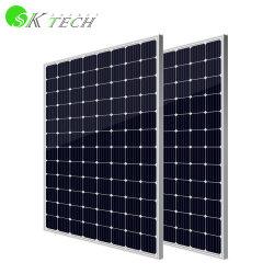 China mejor proveedor de PV Mono 490W 500W panel solar Industrial