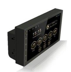 7-inch scherm 2 DIN-speler voor in de auto, dvd MP5-speler, FM-radio Multi-mediaspeler touchscreen BT-subwoofer stereovideo voor in de auto